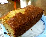 大人の味ブランデーケーキ